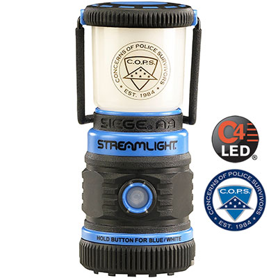 Streamlight Siege AA Lantern - Blue