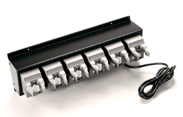 Streamlight Strion 6-Unit Base Charger
