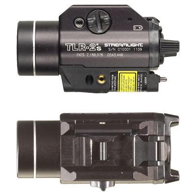Streamlight TLR-2 LED Weapon Light/Red Laser - 300 Lumens