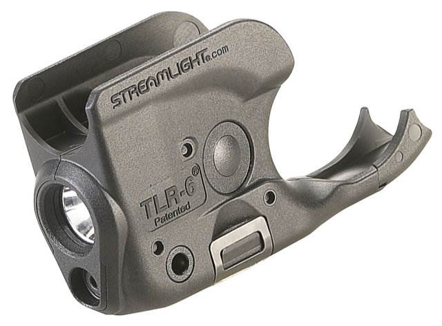 Streamlight TLR-6 1911 Subcompact Tac Light w/Red Laser Sight
