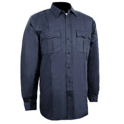 Tact Squad Street Legal Long Sleeve Shirt - 65/35 Poly Cotton - Mens