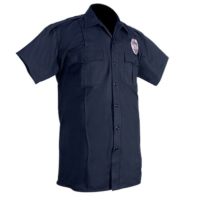 Tact Squad Street Legal Short Sleeve Shirt - 65/35  - Mens Larger Sizes