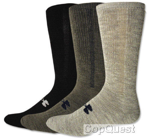 Under Armour ColdGear Cushion Boot Sock