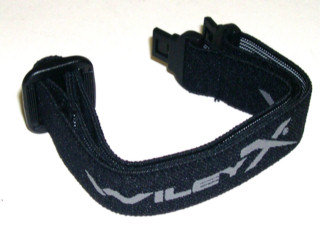 Wiley X CQC Goggle Replacement Elastic Band