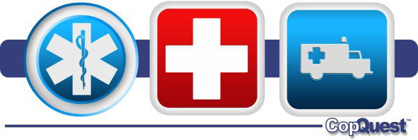 First aid and EMS products from CopQuest