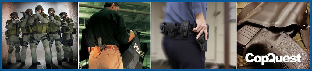 Police Duty and Tactical Holsters at discounted prices from CopQuest