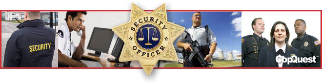 Uniforms and equipment for security officers from CopQuest